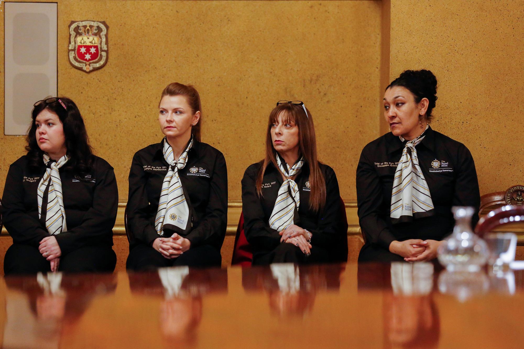 Mint Staff