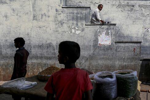 Vendor in India
