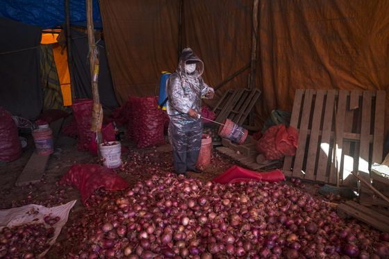 Costlier Food Hits Latin America's Poor and Adds to Unrest Risk