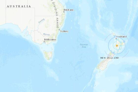 Magnitude 6.2 Earthquake Strikes New Zealand's North Island