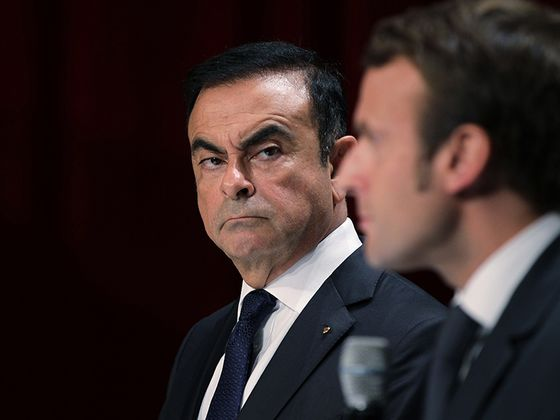 Macron Caught Off Guard as French State Missed Nissan Mutiny