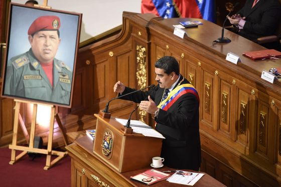 As Iron-Fisted Maduro Lets Foe Roam Freely, Some Sense Weakness