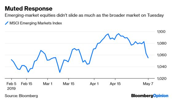 Markets Have More to Worry About Than Tariffs