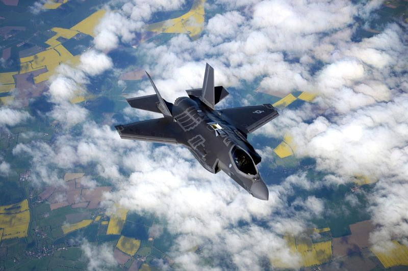 Why the Pentagon Isn't Happy With the F-35