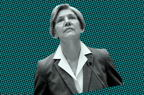 Elizabeth Warren Paints JPMorgan as Purse Thieves