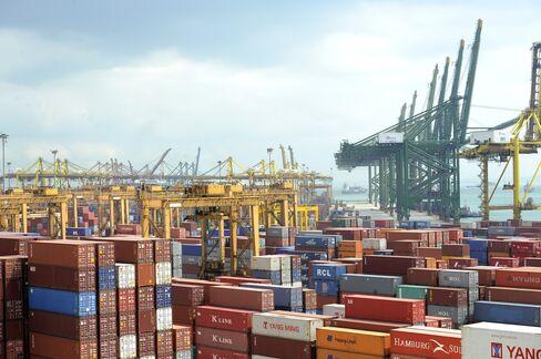Singapore's January Exports Rise Less Than Estimated on Drugs