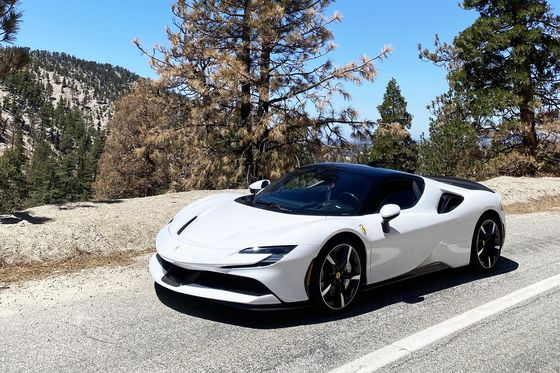 Ferrari Pitches $500,000 Hybrid Supercar as a Bargain for Daily Driving