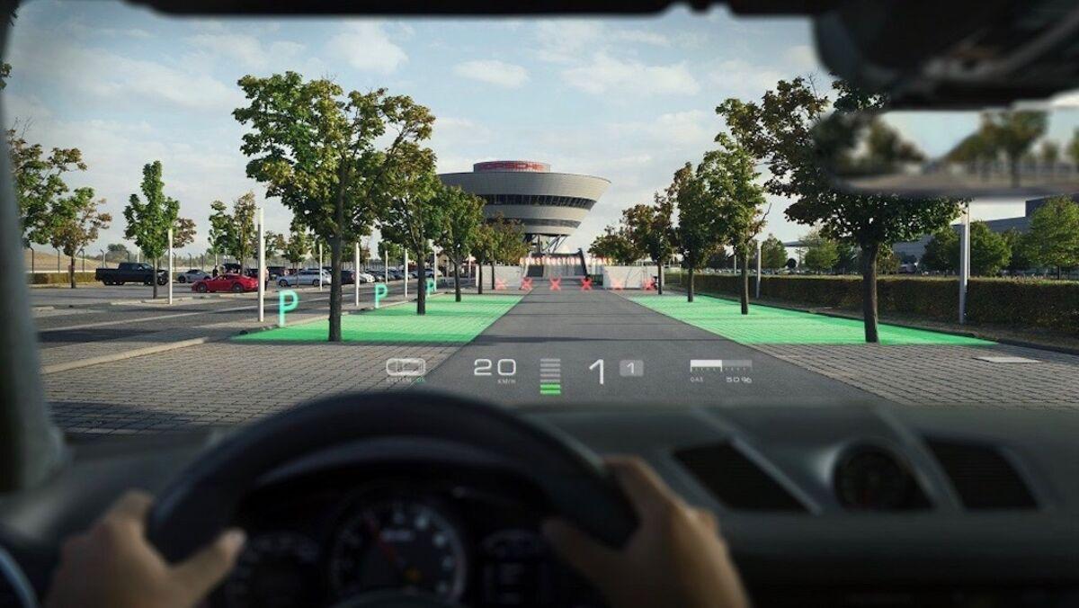 Porsche-Backed Car Tech Firm WayRay Said to Consider Listing Via SPAC thumbnail
