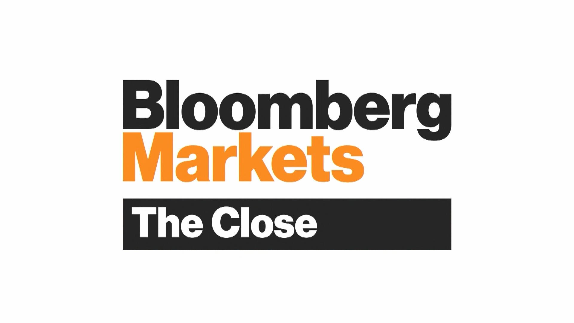 Congress Eyes Changes To Able Act >> Bloomberg Markets The Close Full Show 07 16 2019 Bloomberg