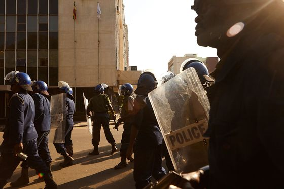 Zimbabwe's Capital on Edge as Account of Violent Protests Unfolds