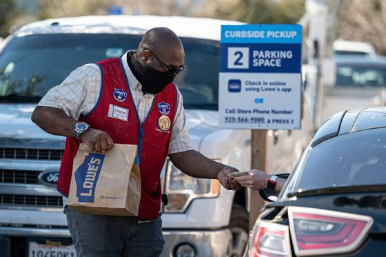 Lowe's Boosts Promotions as It Starts to Lap 2020's Buying Spree