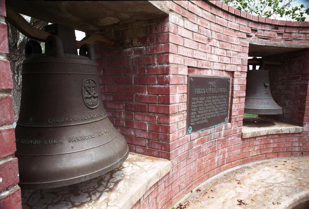 U S  to Return Two Philippine Church Bells Seized a Century