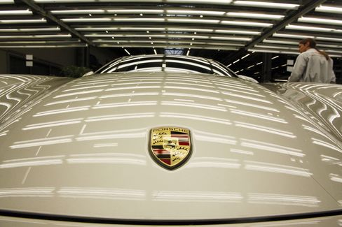 Porsche Wins Dismissal of Two German Lawsuits Over VW Options