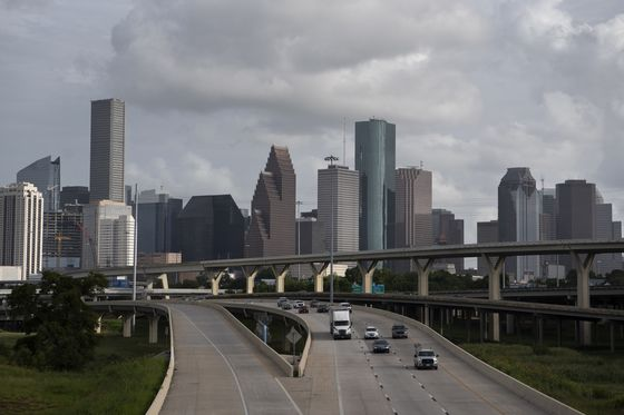 Office Glut Comes to Texas With Oil Bust Leaving Towers Empty