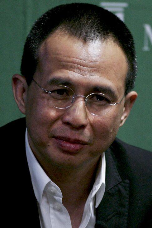 pacific Century Group Chairman Richard Li