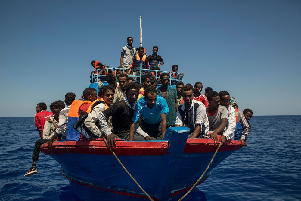 The EU's Migrant Policy Is Lost at Sea - Bloomberg
