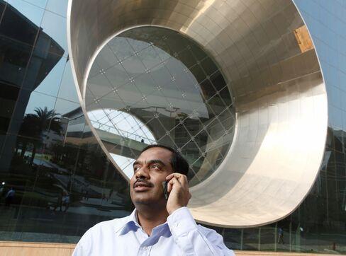 Infosys Ltd. CFO V. Balakrishnan