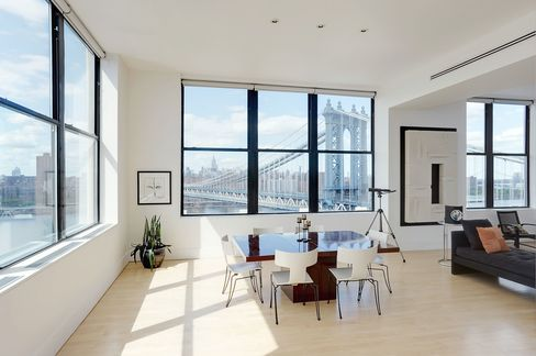 A 3,000-square-foot apartment in the Clock Tower Building