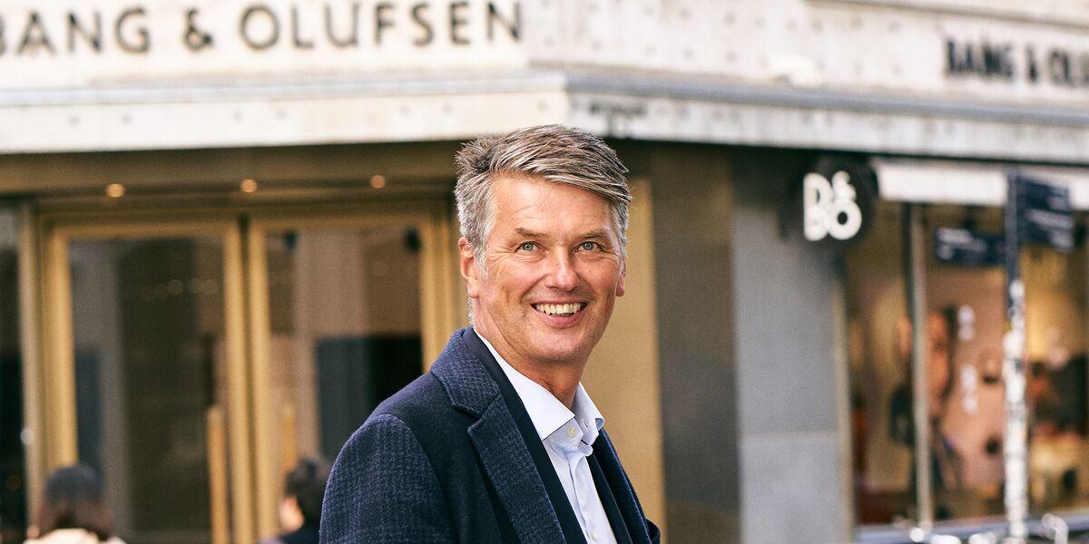 Bang & Olufsen Enlists Former BlackBerry Manager for Revival