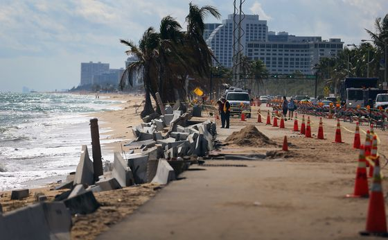 Your Favorite Sandy Beach May Not Survive Climate Change
