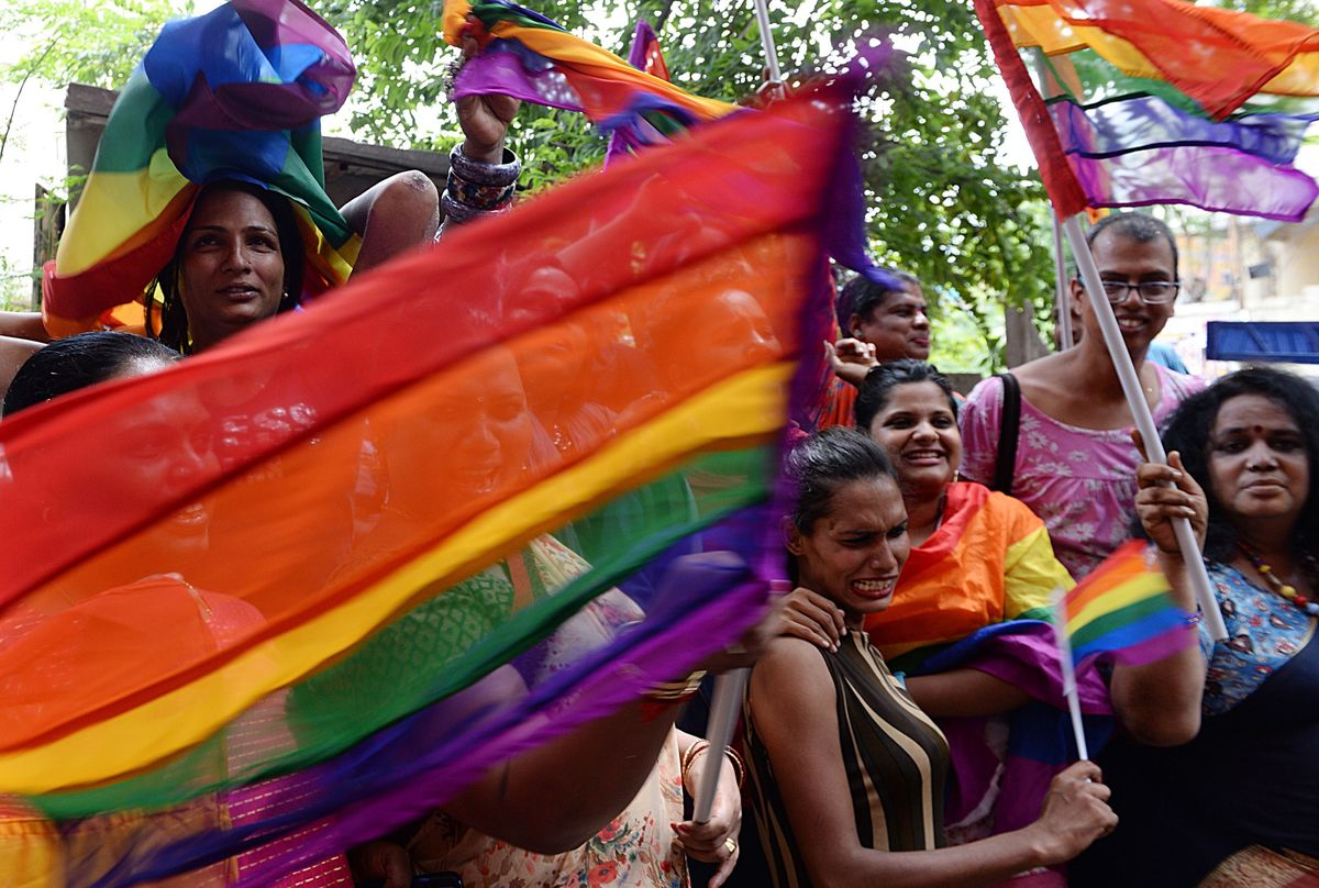 LGBT Issues Get a Push From India Firms a Year After Key Ruling
