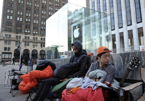 Apple IPhone 5 Pre-Orders Top 2 Million, Double Prior Record