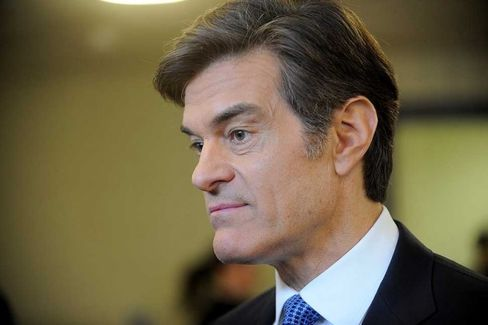 Senators to Dr. Oz: You Help People Peddle Phony Cures