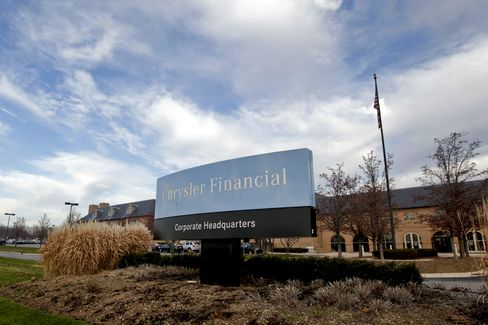 Toronto-Dominion Said to Near Chrysler Financial Deal