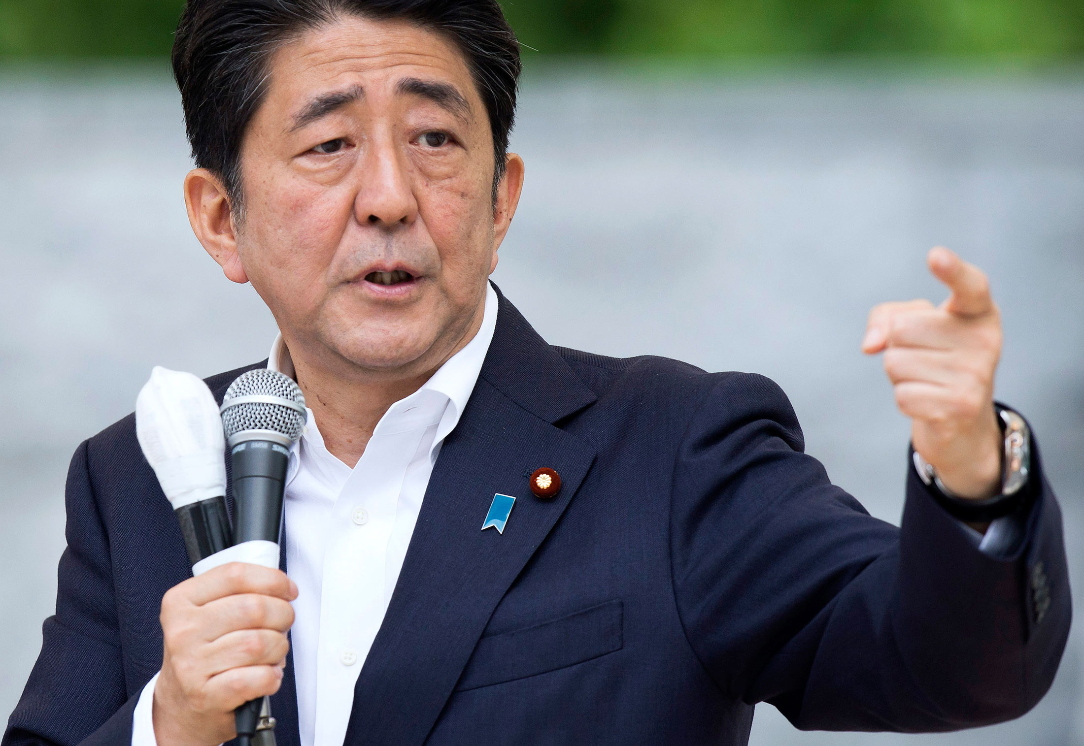 Abenomics Return to Fiscal Lever Shows Failure to Hit High Goals - Bloomberg