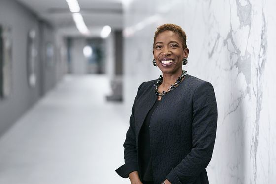 Morgan Stanley's Carla Harris Says Success on Wall Street Requires Finding Allies