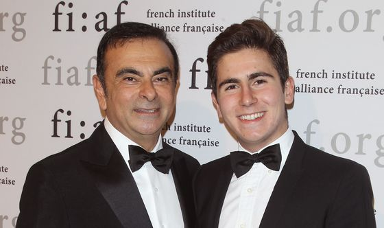 Lebanese Firm at Center of Alleged Payments Connected to Ghosn and Son