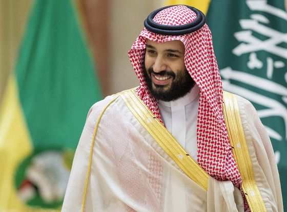 As Saudi Prince's Star Fades, Who's Long MBS and Who's Short?