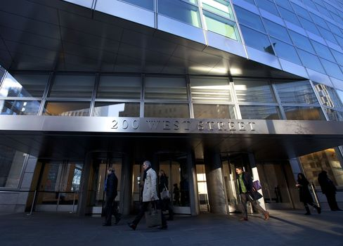 Goldman Buoyed by Credit Rally Seen Leading Bank