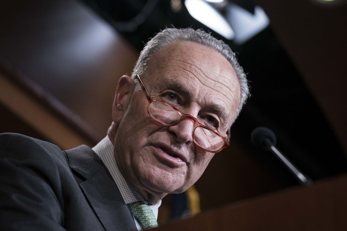 Schumer to Nominate Former Warren Aide for Stimulus Oversight Panel