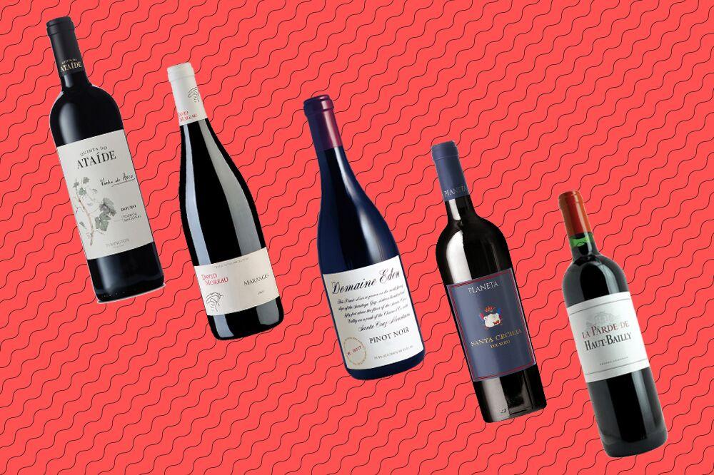 The 50 Best Wines Under $50 - Bloomberg