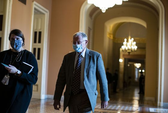 Trump Lashes Out at GOP as Defense Bill Augurs Senate Rebuke