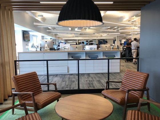 Morgan Stanley Redesigns Offices for a 'Dynamic, Millennial' Workforce