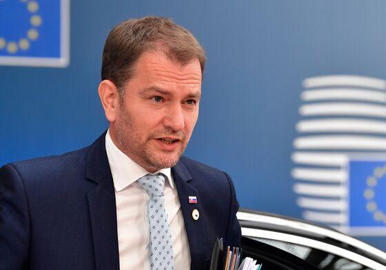Vaccine Dispute Ousts Slovak Premier as EU Virus Woes Deepen