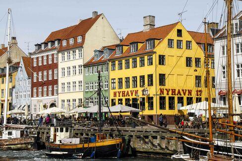 Denmark's Economic Woes Reveal Public Spending Risk, Danske Says