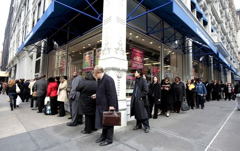 Unemployment Decline Masks Drop in U.S. Labor Force