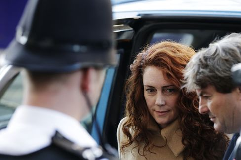 News International former CEO Rebekah Brooks