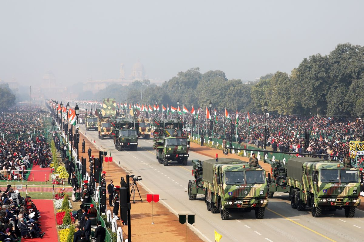 Funding Crunch Leaves Modi's Military Purchases a Pipe Dream