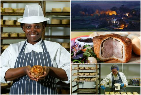 The Melton Mowbray pork pie is one of the U.K.'s food products that is protected against imitation throughout the European Union.