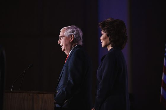 Democrats See Senate Majority Prospects Wither After GOP Wins