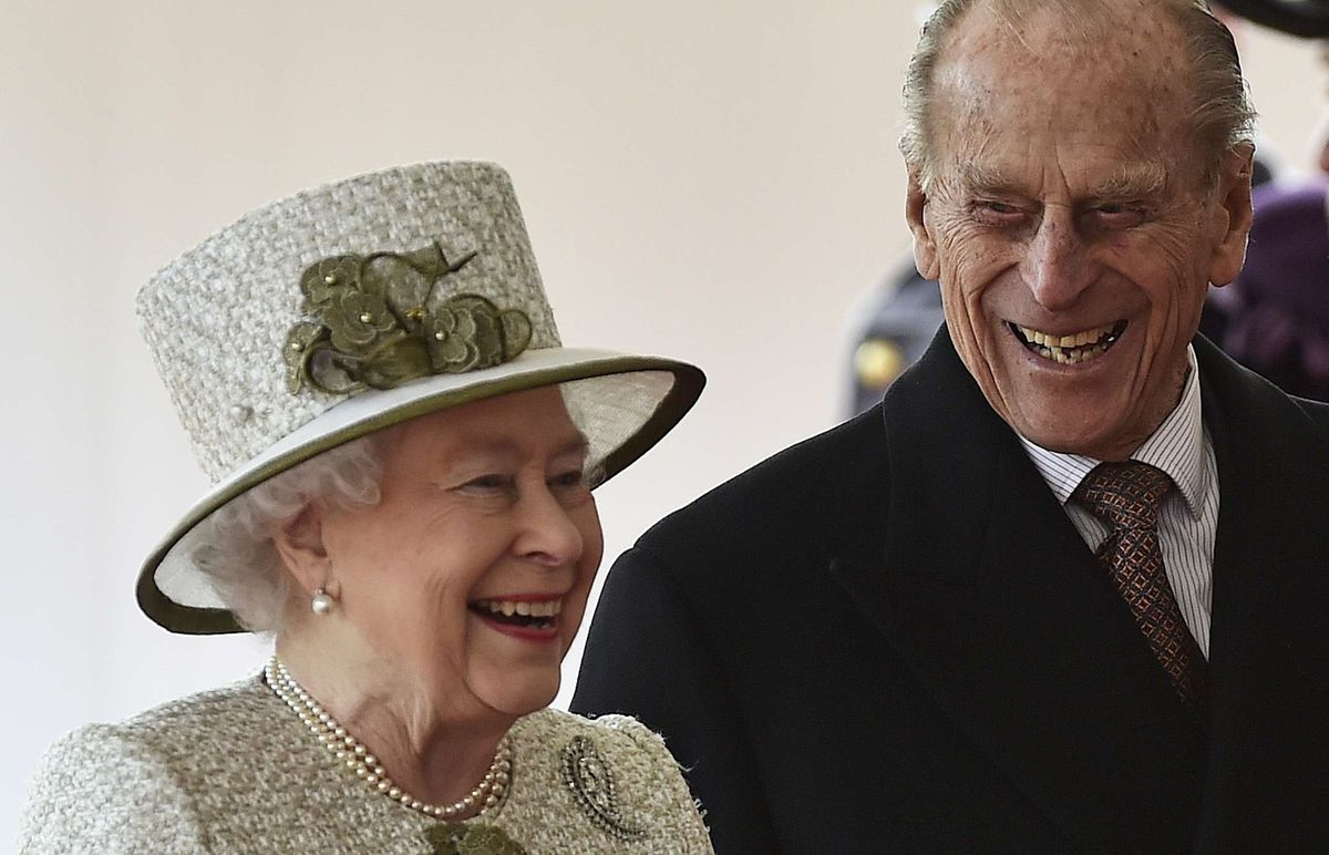 Prince Philip Was No Saint, But He Was the Queen's Rock