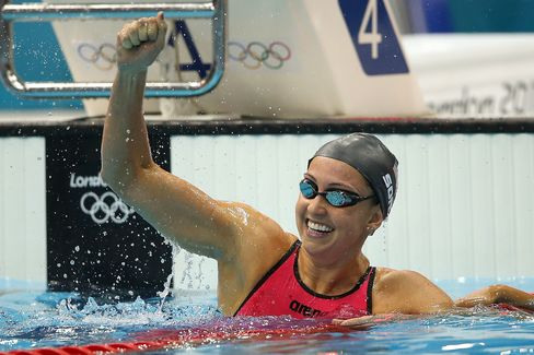 Soni Wins Women's 200-Meter Breaststroke With World Record