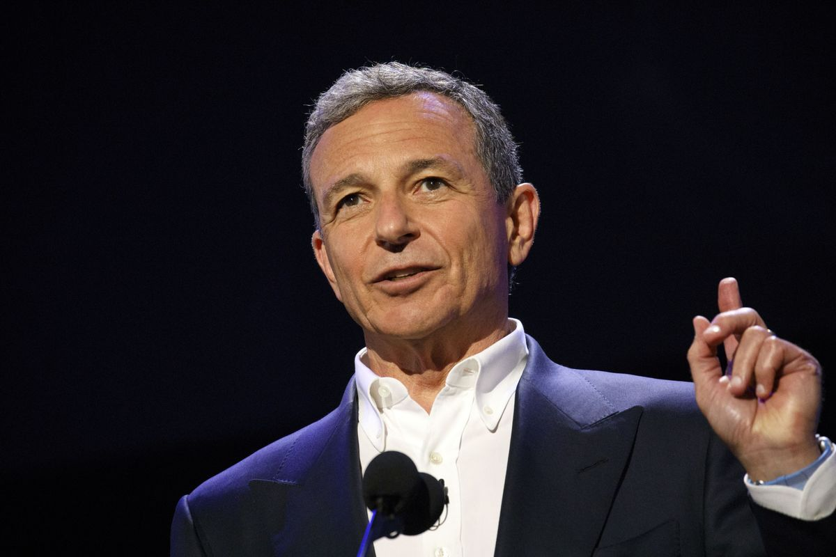 Disney's Iger Wagers That Traditional TV Can Pave Way to Future