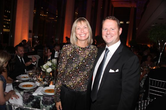 Wall Street Backers of Philharmonic Toast to Conductor's New Era