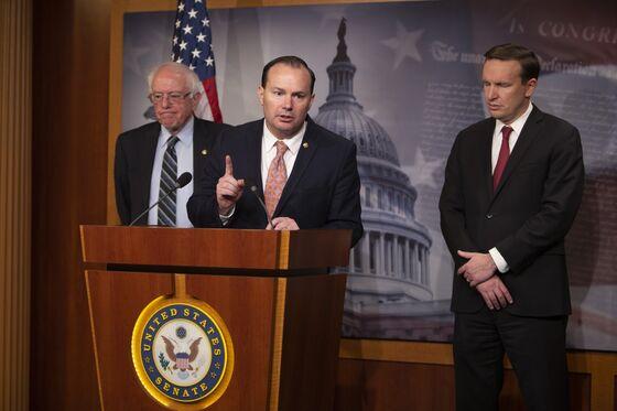 Senate Rebukes Saudis, Defies Trump With Call to Exit Yemen War