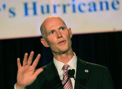 Florida Governor Seeks Business